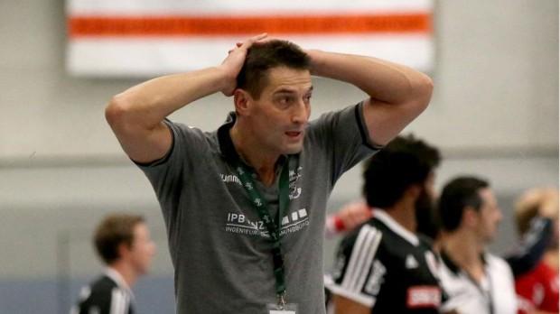 Karoly Kovacs, Herren-I-Trainer der DJK Waldbüttelbrunn