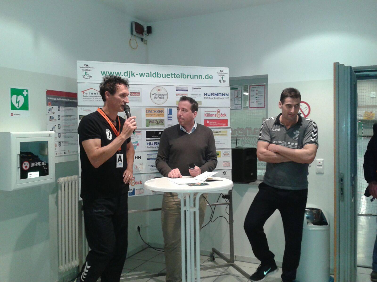14.11.2015 Pressekonferenz - HaSpo Bayreuth