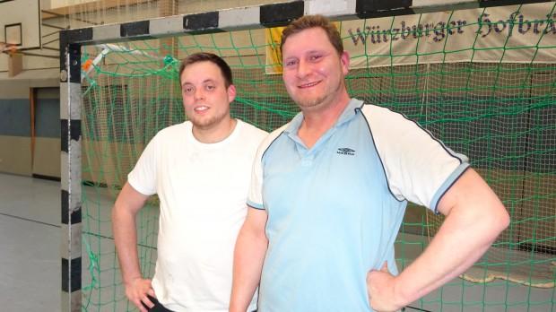 Björn Scheler (links) und Marco Heller