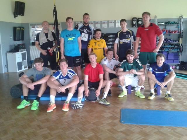 Vorbereitung 2016/2017 - 1. Herrenmannschaft