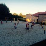 2.Mannschaft beim Volleyball