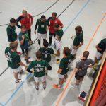 HSC 2000 Coburg II - DjK Waldbüttelbrunn Testspiel