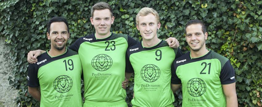 Neuzugänge: Brandon Jamerson, Marcel Michel, Kevin Kunzmann, Julian Enzfelder (alle HSV Main-Tauber Kreuzwertheim)
