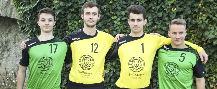 Neuzugänge: Adam Scholl (eigene Jugend), Mark Schöler (TG 48 Würzburg), Fabian Gowor (TSV Lohr), Niclas Pohlers (eigene Jugend)