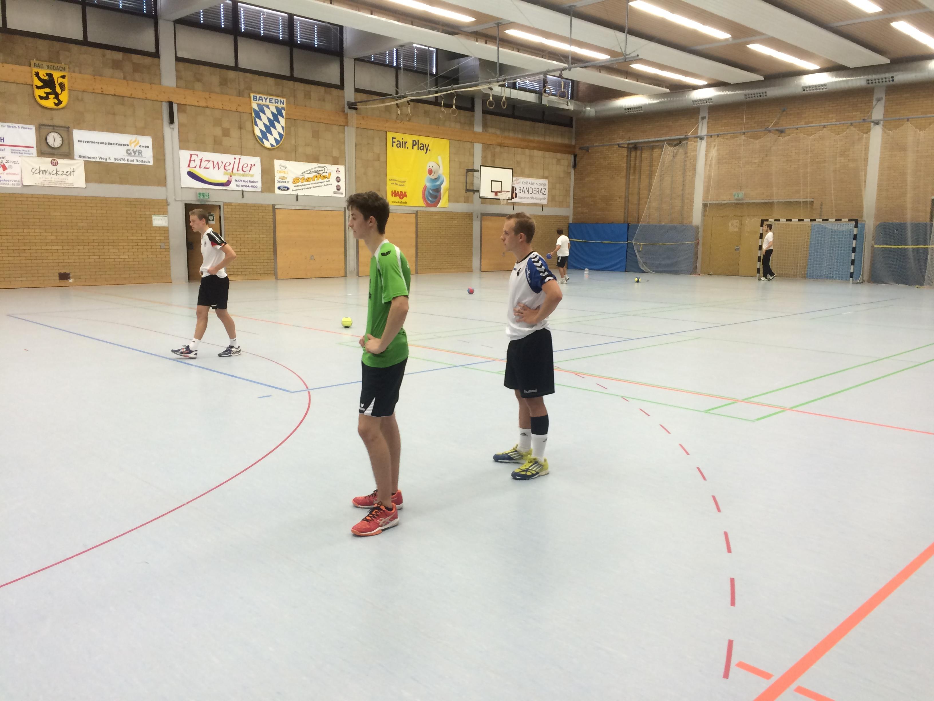Ein erfolgreiches Trainingslager der 2. Herren in Bad Rodach – DJK ...