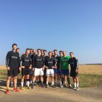 Trainingslager Herren II in Bad Rodach 2016