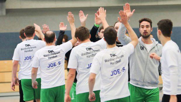 Sieg der 2. Herrenmannschaft gegen den TV Großlangheim am 22.10.2016