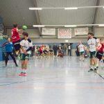 Sieg gegen den VfL Günzburg am 12.11.2016; Bilder: Matyas Varga