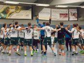 Sieg gegen den VfL Günzburg am 12.11.2016
