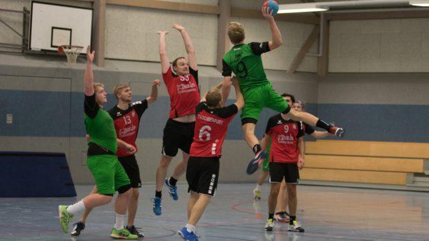 Sieg der 2. Herrenmannschaft gegen den TV Ochsenfurt