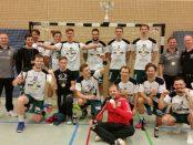 Bayerischer Handball-Pokalsieger: die DJK Waldbüttelbrunn.