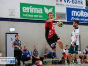 Sieg des Bayernliga Teams der DjK Waldbüttelbrunn in Haunstetten.