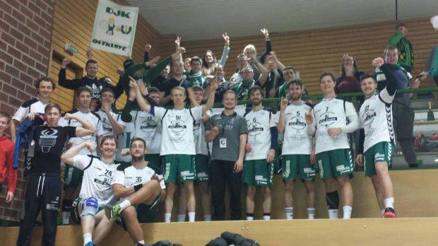 Sieg gegen die HC Sulzbach-Rosenberg