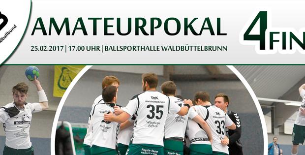 DHB Amateurpokal Viertelfinale