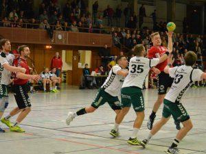 VfL Günzburg gegen das Bayernliga Team der DjK Waldbüttelbrunn
