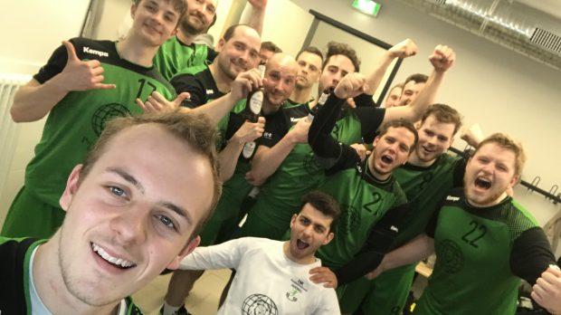 Spielbericht der 2.Männermannschaft, BOL Unterfranken, DjK Waldbüttelbrunn II - TSV Lohr II 26:22 (13:10) Wichtige Punkte für den Klassenerhalt!