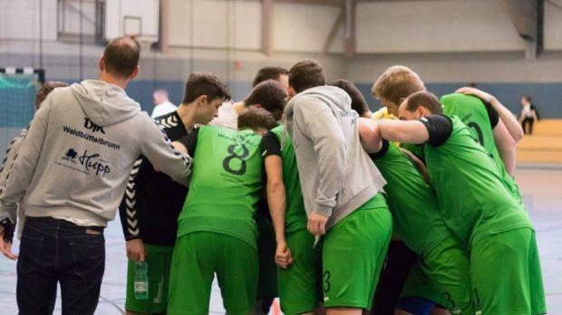 Zweite Männermannschaft der DjK Waldbüttelbrunn verliert ihr letztes Heimspiel dieser Saison, vor heimischer Kulisse.
