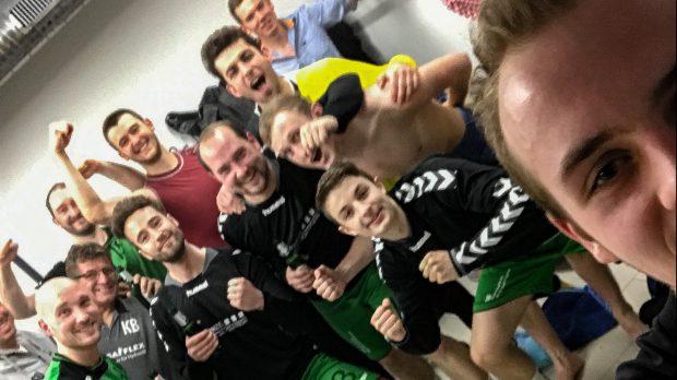 2. Männermannschaft der DjK Waldbüttelbrunn siegt gegen den TSV Rödelsee